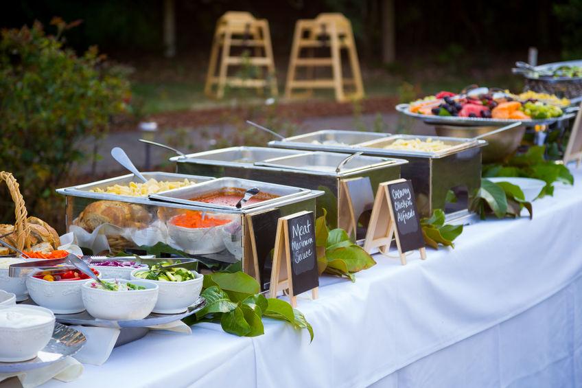 büfé ebéd vacsora esküvő catering