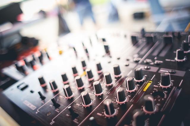 lemezlovas DJ