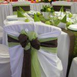 Esküvői székszoknya