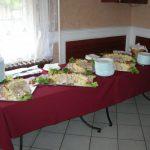 Catering, külső helyszín és vendégvárás